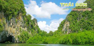 Nha Đam Thái Sơn - Lên Núi Vào Hang - 01