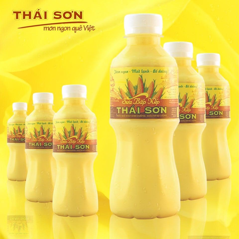 Sữa Bắp Thái Sơn 2019 - Món Ngon Quê Việt  - 03