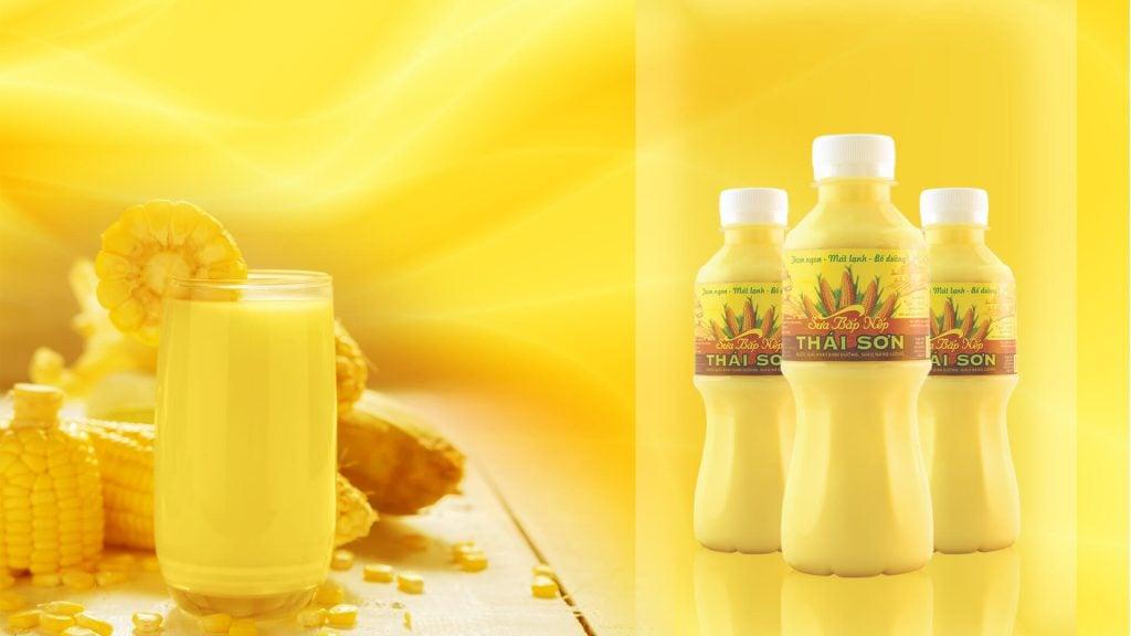 Sữa Bắp Thái Sơn 2019 - Món Ngon Quê Việt  - 02