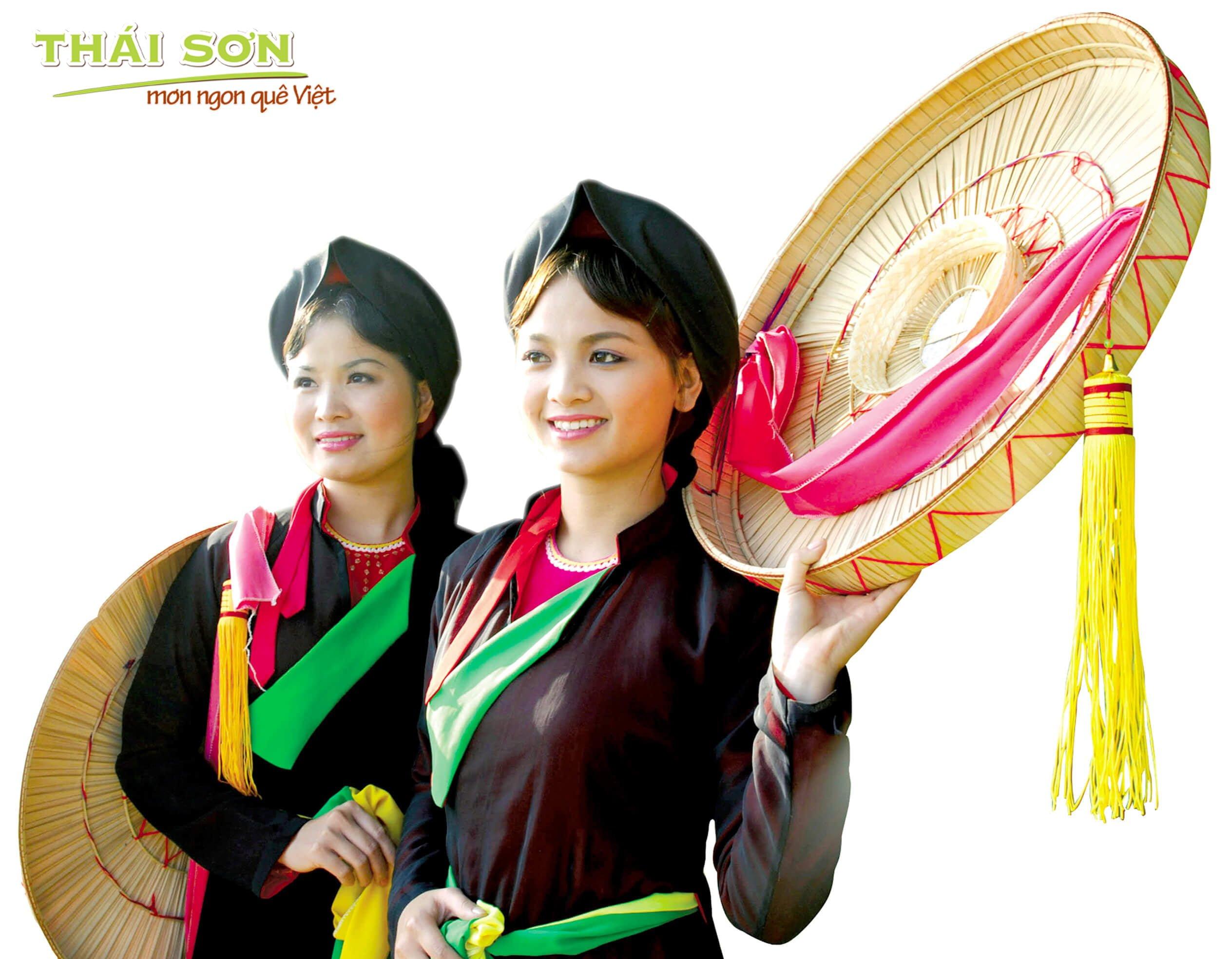 Những cô gái Bắc Ninh