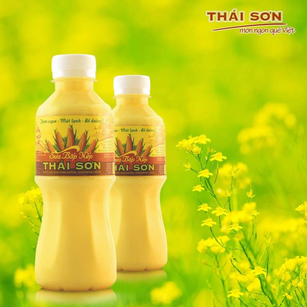 Sữa Bắp Nếp Thái Sơn - Món Ngon Quê Việt - 02