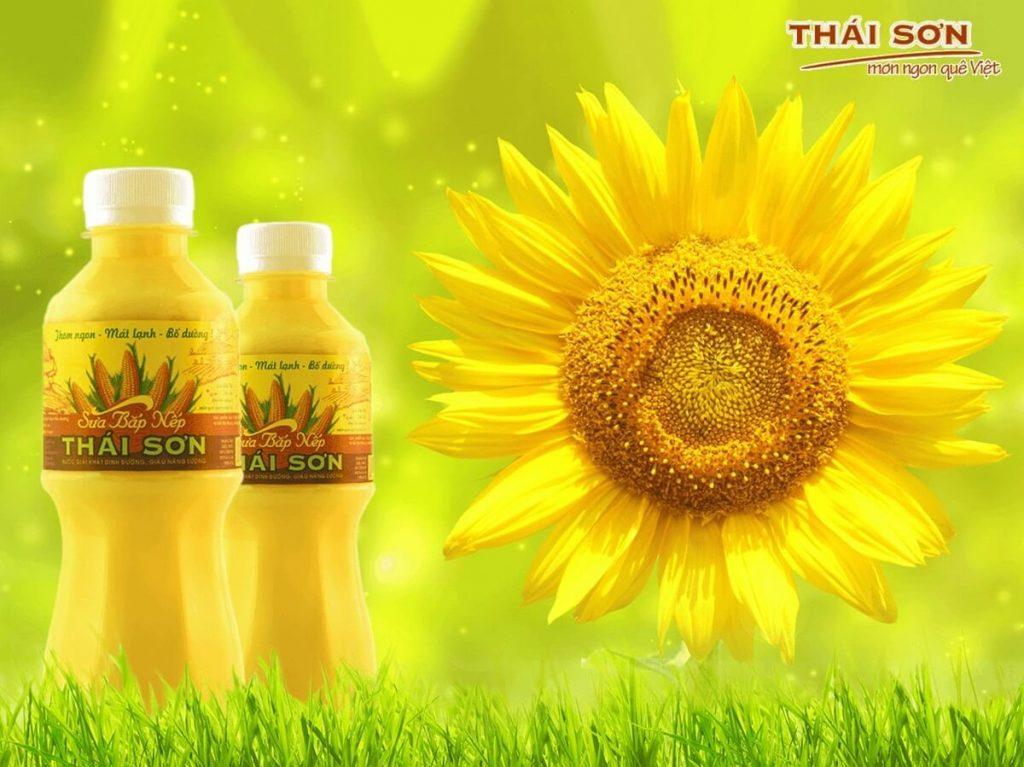 Sữa Bắp Nếp Thái Sơn - Món Ngon Quê Việt - 01