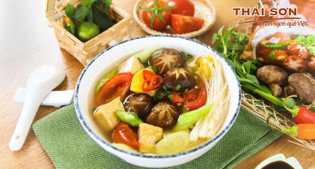 Món Ngon Quê Việt – Đặc Sắc Ẩm Thực Chay 02